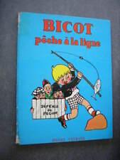 BICOT    BICOT PËCHE A LA LIGNE  de 1974
