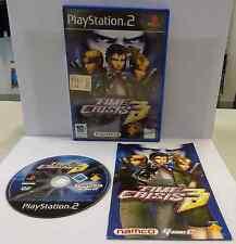 Console Gioco Game SONY Playstation 2 PS2 PAL ITALIANO TIME CRISIS 3 Namco ITA