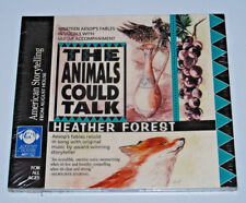 The Animals Could Talk Aesop's Fables Retold in Song Heather Forest story time