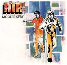 Moon Safari by Air (France) (CD, Jan-1998, Astralwerks)