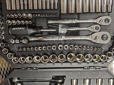 "Husky Mechanics Tool Set - 149 piece 1/2"" drive, 3/8"" drive & 1/4"" 149 pieces"