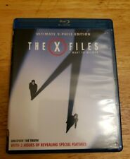 The X-Files: I Want to Believe (Blu-ray Disc, 2008)