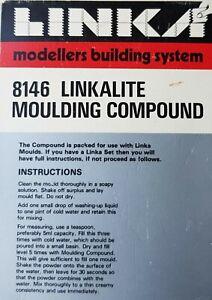 Linka Linkalite Moulding Compound  Ref. No. 8146  Weight 1 Kg.