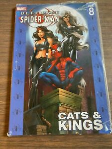 MARVEL ULTIMATE SPIDERMAN VOL.8 CATS & KINGS  TRADE PAPERBACK