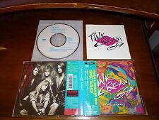 Pink Cream 69 / 36°/140° JAPAN w/Card ESCA-5509 *A