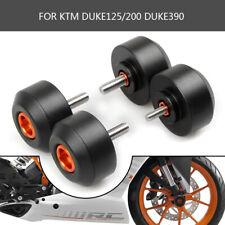 4PCS NEW Frame Slider Protector For KTM DUKE 390 250 200 125 RC 390 125 250 200