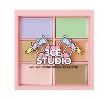 [Stylenanda 3CE Studio] Face Tuning Concealer Palette Total Skin Cover Tone Up!
