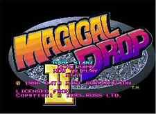 K7 Magical drop 2 mvs arcade