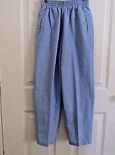 Women's Pants by The AMERICAN  Collection Light Blue size Petite 10