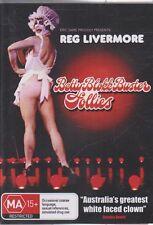 New DVD  - Reg Livermore - Betty Blokk Buster Follies