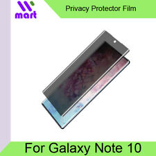 Samsung Galaxy Note 10 Privacy Screen Protector (Not Tempered Glass)