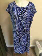 Women's Dana Buchman faux wrap dress Size 2X