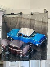 Paul Smith Silk Scarf, Classic Cars photographed in Cuba - BNWT