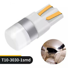 2x T10 Canbus 6000K White w5w Led Bulbs.   Fast And Free Delivery. Irish Stock.
