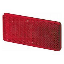 Rear Reflector: Rectangular Red self adhesive | HELLA 8RA 003 326-031