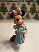 Weihnachten Disney Hallmark Keepsak' Minnie Mouse Alle Dressed Auf 2020 Deko Nib