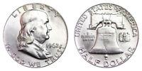 1962-P Franklin Half Dollar Brilliant Uncirculated - BU