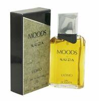 MOODS by Krizia 1.7 oz edt Men Cologne New in Box NIB