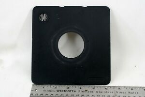Cambo 163mm square lens board w/ 54mm hole
