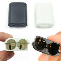 For Xbox 360 Slim Wireless Controller AA Battery Pack Case Cover Holder Shell ES