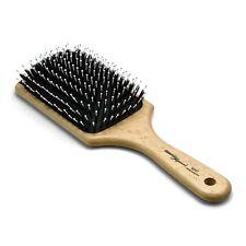 Hercules Sägemann SCALP Curling Paddle Hair Brush 9247     Wood, Soft Pins