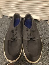 **Reef Deck Hand 2 Canvas Shoes - Men's Size 6 Gray