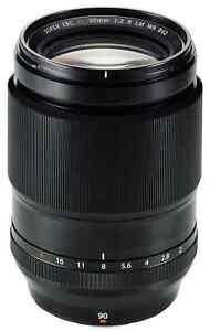 Fujifilm - XF 90mm f/2 R LM WR