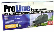 Pondmaster ProLine Submersible/Inline Hy-Drive Pump - 4,000 Gph with 20' Cord