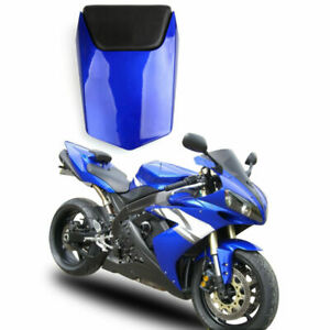 Soziusabdeckung Sitzbezug Für Yamaha R1 2000-2001 Blue AR AR