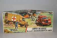AIRFIX R.A.F. EMERGENCY SET, 00 SCALE, BOXED