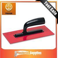 Ancora Pavan 817 Red Texture Finishing Trowel PE1807503