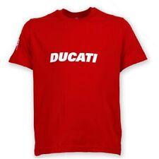 DUCATI T-shirt a maniche corte DUCATIANA/'10 Rosso nuovo!!!