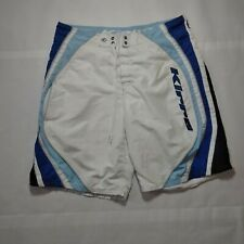 Kirra Mens Drawstring Outdoor Surfing Swimming Casual Board Shorts Size 36