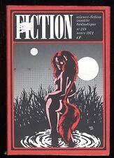 Revue FICTION n° 219 Mars 1972  C.W. RUNYON / J. SAXTON / ill. CAZA    OPTA