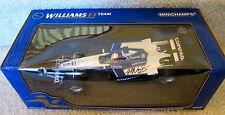 F1 Formula1 JUAN PABLO MONTOYA AUTOGRAPHED #6 WILLIAMS BMW FW22 Paul's Model