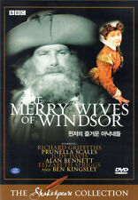 Shakespeare - The Merry Wives of Windsor - Ben Kingsley - BBC Collection DVD