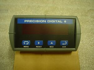 Precision Digital PD865-6R7-16 Modbus Snooper Serial Input