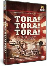 Tora Tora Tora - The Real Story of Pearl Harbor (New DVD) Anniversary Edition