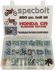 250pc Honda Elsinore Bolt Kit CR125R CR250R MR MT Vintage CR125M CR250M RESTORE