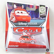 Disney Pixar Cars Harumi from Toyko Drift short 2013 Tuners collecton #5 of 10