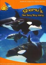 SHAMU'S SEA SONG SING ALONG kids Sea World undersea creatures DVD musical 2005