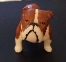 Vintage Beswick England Bulldog Figurine