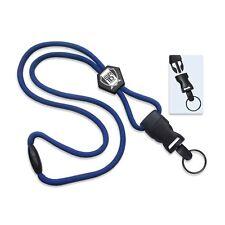 Heavy Duty Breakaway Lanyard with Detachable Key Ring & Slider by Specialist ID
