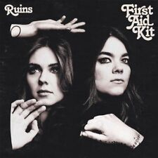 """First Aid Kit - Ruins (NEW 12"""" RED VINYL LP)"""