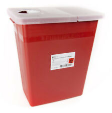 McKesson Prevent Sharps Container, 14 H X 13.75 W X 13.75 D, 8 Gallon #80-8705