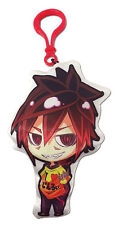 No Game No Life Plush Pillow Sora Key Chain Anime Manga NEW