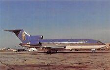 REGENT AIR Boeing 727-191 35seats  Airplane Postcard