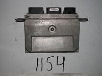 2010 10 FORD FUSION MILAN COMPUTER BRAIN ENGINE CONTROL ECU ECM MODULE UNIT