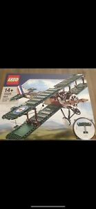 LEGO CREATOR EXPERT 10226 Sopwith Camel BRAND NEW and SEALED!