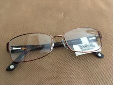 Versace 1177 Eyeglasses 1045 Frames Brown Tortoiseshell 52-16-135 Made In Italy
